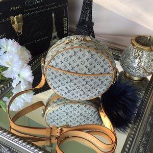 Louis Vuitton Jeannne Mini Lin GM